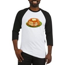 Stack of Pancakes Baseball Jersey