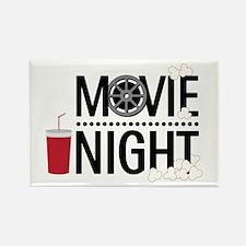 Movie Night Magnets