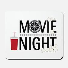 Movie Night Mousepad