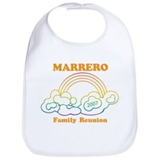 MARRERO reunion (rainbow) Bib
