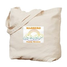 MARRERO reunion (rainbow) Tote Bag