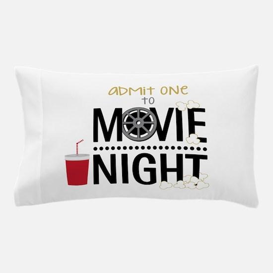 Admit one Movie Pillow Case