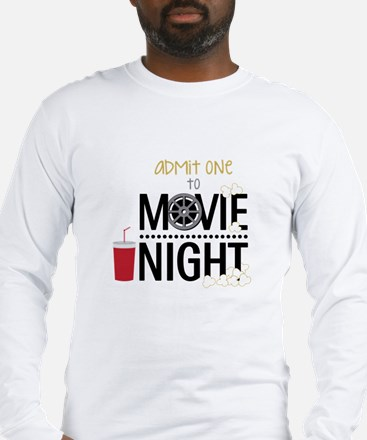 Admit one Movie Long Sleeve T-Shirt