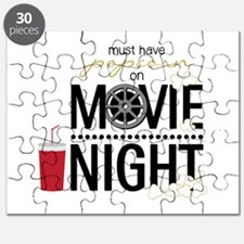 Movie Night Pop Puzzle