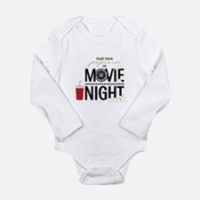 Movie Night Pop Body Suit