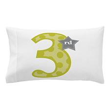 Third Pillow Case