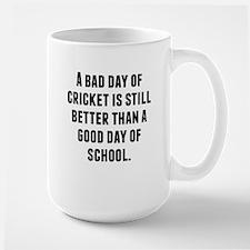 A Bad Day Of Cricket Mugs