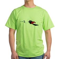 Slalom WaterSkier Reach T-Shirt