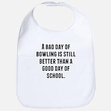 A Bad Day Of Bowling Bib