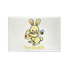 SAVE THE BEES Magnets