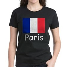 Paris - Dark T-Shirt