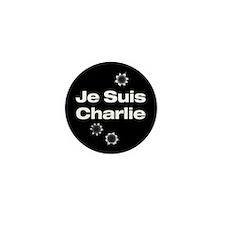 Je Suis Charlie Mini Button