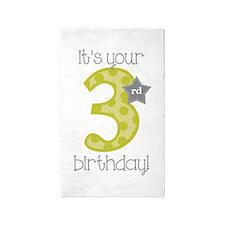 It's Your Birthday! Area Rug