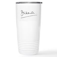 HRH Princess Diana Travel Mug