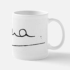 HRH Princess Diana Mug