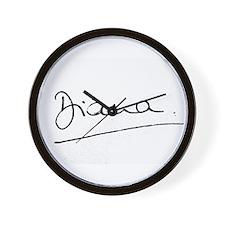 HRH Princess Diana Wall Clock