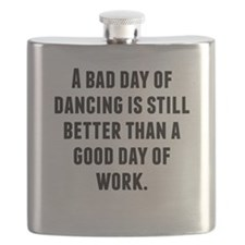 A Bad Day Of Dancing Flask