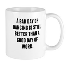 A Bad Day Of Dancing Mugs