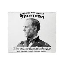 Sherman: Eternal Throw Blanket