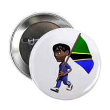 Tanzania Boy Button
