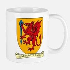 Somerset County Council COA Mug