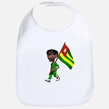 Togo Boy Bib