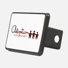 is all in heart Hitch Cover