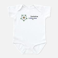 Unique Lass Infant Bodysuit