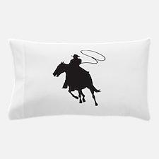 ROPING COWBOY Pillow Case
