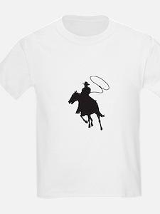 ROPING COWBOY T-Shirt