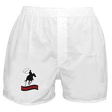 WRANGLERS MASCOT Boxer Shorts