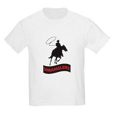 WRANGLERS MASCOT T-Shirt