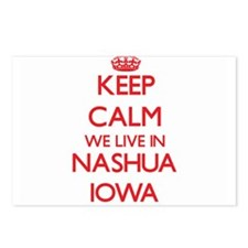 Keep calm we live in Nash Postcards (Package of 8)