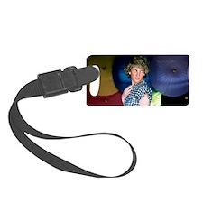 HRH Princess Diana Iconic! Luggage Tag