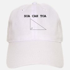 Soa Cah Toa Baseball Baseball Cap
