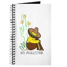 NO MOLESTAR Journal