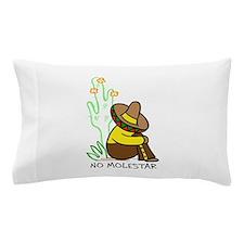 NO MOLESTAR Pillow Case