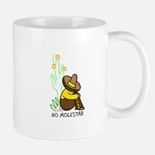 NO MOLESTAR Mugs
