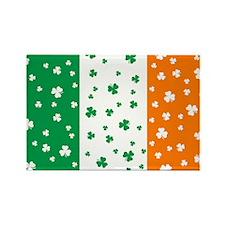 Irish Shamrock Flag Magnets