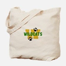 W WILDCATS Tote Bag