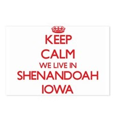 Keep calm we live in Shen Postcards (Package of 8)