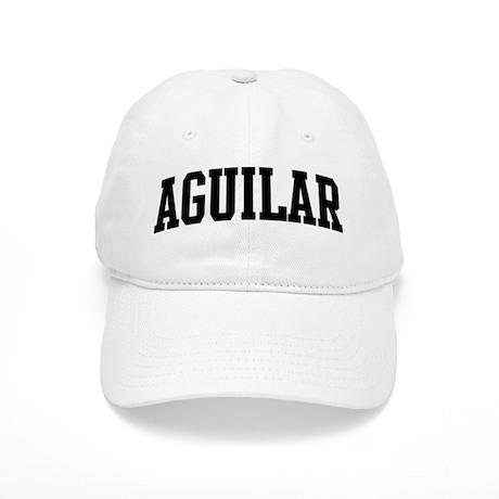 AGUILAR (curve-black) Cap