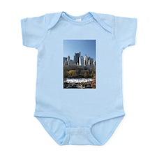 New York City Xmas - Pro Photo Infant Bodysuit