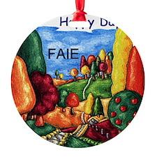 Happy Day Ep Ornament