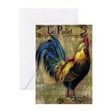 Rooster Stationery