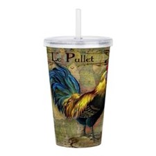 The Pullet Acrylic Double-wall Tumbler