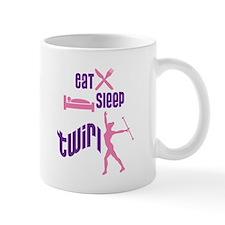 Eat Sleep Twirl Mug