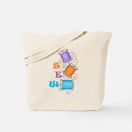 SEW Tote Bag