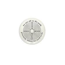 Finger Labyrinth Mini Button (100 pack)