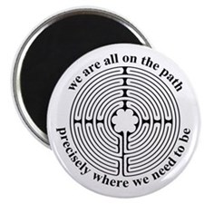 Finger Labyrinth Magnet